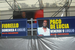 Concierto Paco de Lucía