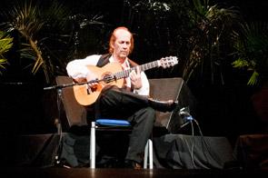 Concierto Paco de Lucía-Basel